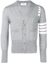 Thom Browne 4-bar 2-in-1 Merino Pullover Vest