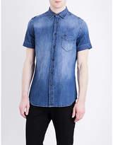 Diesel D-Kendall regular-fit denim shirt
