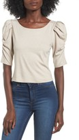 Leith Women's Puff Sleeve Top