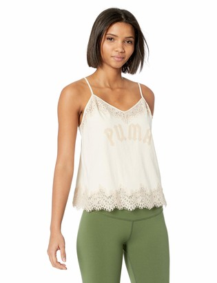 Puma Women's Fenty LACE Trim Sleepwear CAMI