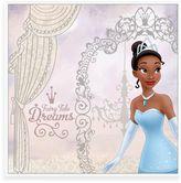 Bed Bath & Beyond Fairytale Dreams 12-Inch x 12-Inch Disney Princess Wall Art