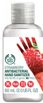 The Body Shop Strawberry Antibacterial Hand Sanitizer