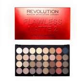 Makeup Revolution Eyeshadow Palette Flawless Matte 2