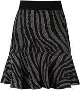 Cecilia Prado striped knitted skirt