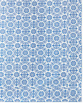 "Sferra Haley Tablecloth, 70"" x 90"""