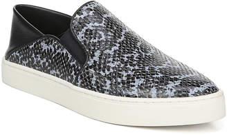 Vince Garvey Snake-Print Sneakers