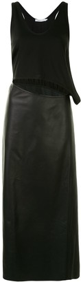 CHRISTOPHER ESBER Panelled Cut-Out Dress