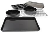 Calphalon Signature Ceramic Nonstick 6-Pc. Bakeware Set