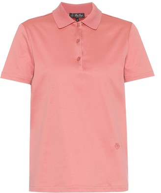 Loro Piana My-T cotton polo shirt