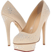 Charlotte Olympia Bejewelled Dolly