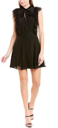 Alexis Silk A-Line Dress