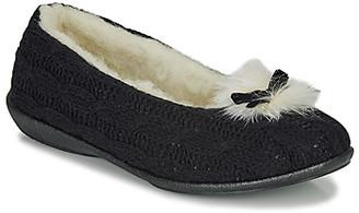 Rondinaud ABZAC women's Flip flops in Black