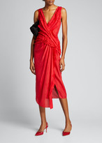 Jason Wu Collection Silk Habutai Cocktail Dress
