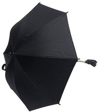 Maclaren Baby Parasol Compatible with Stroller Buggy Pram Black