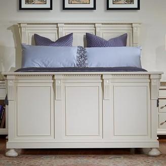 Bebe Furniture Soraya Panel Bed Size: Queen