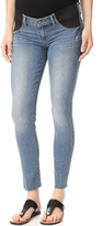 Paige Verdugo Ankle Jeans with Raw Hem