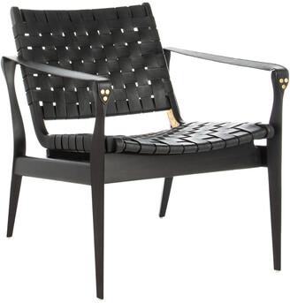 Safavieh Couture Dilan Safari Chair