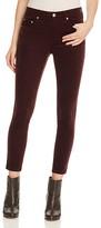 Rag & Bone Velvet Capri Skinny Jeans - 100% Exclusive