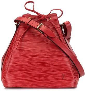 Louis Vuitton 1995 pre-owned Petit Noe bucket bag
