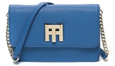 Tommy Hilfiger Turnlock Saffiano Crossbody
