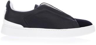Ermenegildo Zegna Slip-On Sneakers