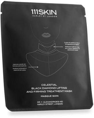 111SKIN Celestial Black Diamond Lifting & Firming Treatment Mask
