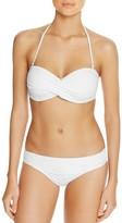 Tommy Bahama Pearl Twist Bandeau Bikini Top