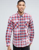 Rvca Check Shirt