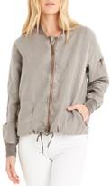 Michael Stars Women's Bomber Jacket