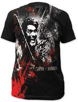 Impact Old Glory Mens Army Of Darkness - Blood And Smoke Subway T-Shirt 2x-large