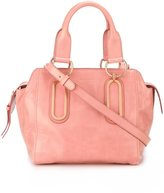 See by Chloe 'Paige' tote - women - Cotton/Calf Leather - One Size