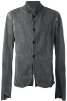 Lost & Found Ria Dunn - button up jacket - men - Cotton - S