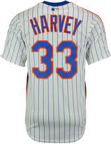 Majestic Men's Matt Harvey New York Mets Player Replica Cb Jersey