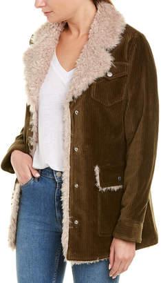 Sage Collective Corduroy Jacket
