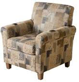 Christopher Knight Home Brunswick Animal Club Chair Beige