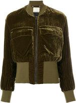 By Malene Birger Banu jacket - women - Viscose/Polyimide - 38