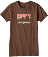 Patagonia Women's Shop Sticker Cotton/Poly Responsibili-TeeTM