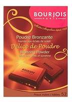 Bourjois Bronzing Powder Tanned 52 (Pack of 2)