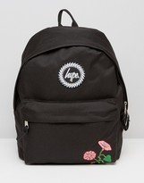 Hype Embroidered Blossom Backpack