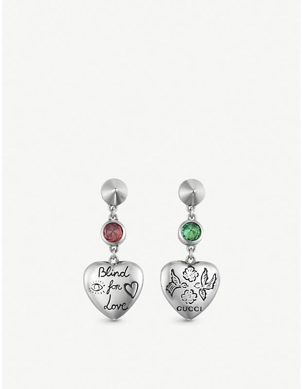 e01e3466f Gucci Silver Earrings - ShopStyle