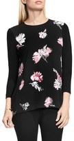 Vince Camuto Women's Floral Print Blouse