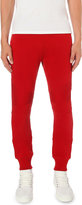 Balmain Relaxed-fit Cotton-jersey Jogging Bottoms