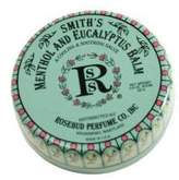 Rosebud Perfume Co. Smith's Mentholated Salve by 0.8oz Tin)