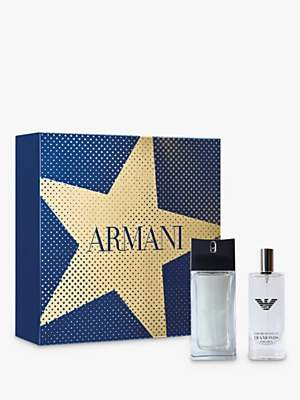 Emporio Armani Diamonds for Men Eau de Toilette 50ml Fragrance Gift Set