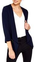 Wallis Women's Drape Front Blazer