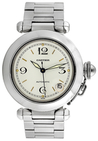 Cartier Vintage Pasha Stainless Steel Watch, 35mm