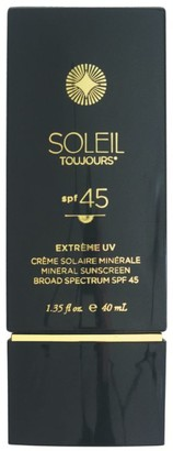 Soleil Toujours Extreme Uv Mineral Sunscreen Spf45