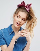 Asos Oversize Bow Hair Tie