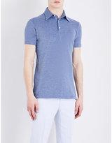 Richard James Contemporary-fit Cotton-piqué Polo Shirt