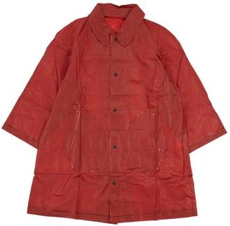 Stone Island Red Coat for Women Vintage